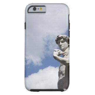 Michelangelo's David in the Piazza della 2 Tough iPhone 6 Case