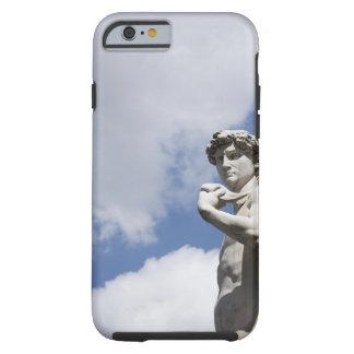 Michelangelo's David in the Piazza della 2 Tough iPhone 6 Case