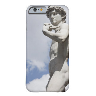 Michelangelo's David in the Piazza della 3 Barely There iPhone 6 Case
