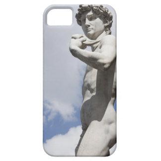 Michelangelo's David in the Piazza della 3 iPhone 5 Cover