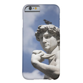 Michelangelo's David in the Piazza della Barely There iPhone 6 Case