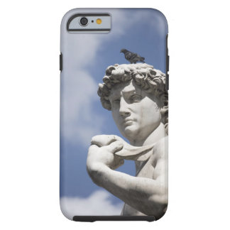 Michelangelo's David in the Piazza della Tough iPhone 6 Case