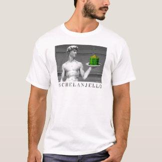Michelanjello tishirt T-Shirt