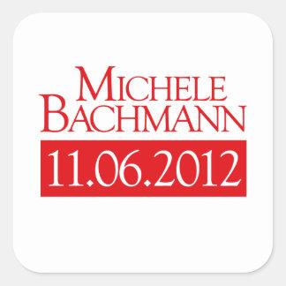 MICHELE BACHMANN 11.06.2012 STICKER