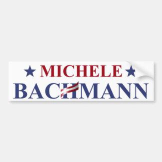 Michele Bachmann 2012 Bumper Sticker Car Bumper Sticker