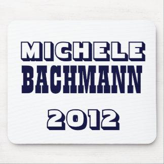 Michele Bachmann 2012 Mouse Pad