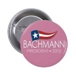 Michele Bachmann 2012 Pins