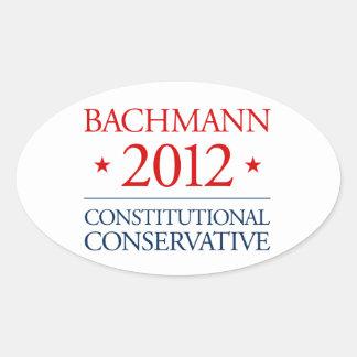 Michele Bachmann 2012 Sticker