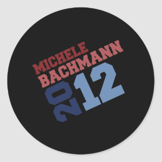 MICHELE BACHMANN 2012 SWAY2 STICKERS
