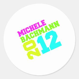 MICHELE BACHMANN 2012 SWAY  STICKER
