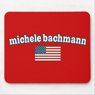 Michele Bachmann for America Mouse Pad