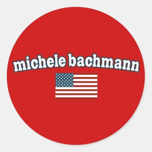 Michele Bachmann for America Sticker
