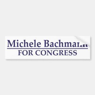 Michele Bachmann for Congress Bumper Sticker