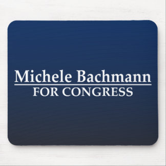 Michele Bachmann for Congress Mouse Pad
