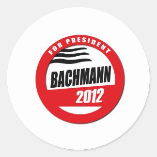 MICHELE BACHMANN FOR PRESID STICKER