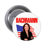 Michele Bachmann for President 2012 6 Cm Round Badge