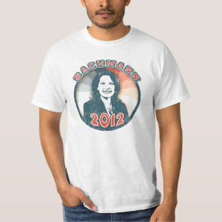 Michele Bachmann for President 2012 (faded) T-Shirt