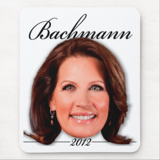 Michele Bachmann for President. 2012. Mouse Pad