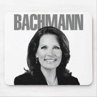 Michele Bachmann for President 2012 Mouse Pad