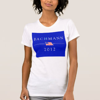 Michele Bachmann for President 2012 T Shirt