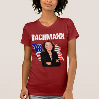 Michele Bachmann for President 2012 Tee Shirts