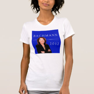 Michele Bachmann for President 2012 Tshirt
