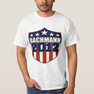 Michele Bachmann for President in 2012 T Shirt