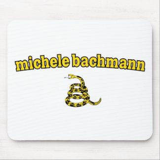 Michele Bachmann Gadsden Snake Mouse Pad