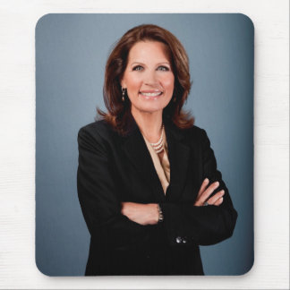 Michele Bachmann Mouse Pads