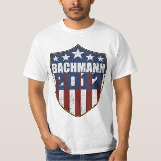 Michele Bachmann President 2012 (distressed) T-Shirt