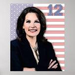Michele Bachmann President 2012 Posters