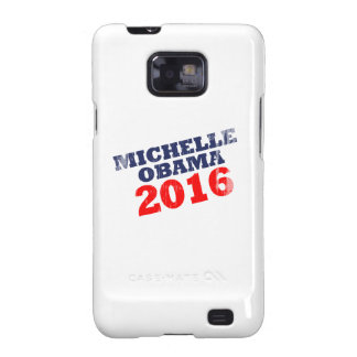 MICHELL OBAMA 2016 Faded.png Galaxy SII Case