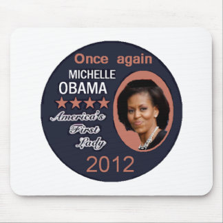 Michelle 2012 mousepad