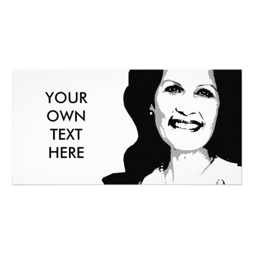 Michelle Bachman Photo Cards