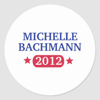 Michelle Bachmann 2012 Stickers