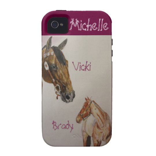 Michelle K's phone cover