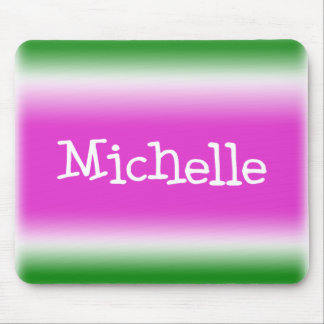 Michelle Mouse Pads