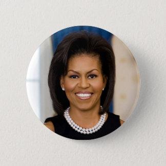 Michelle Obama 6 Cm Round Badge