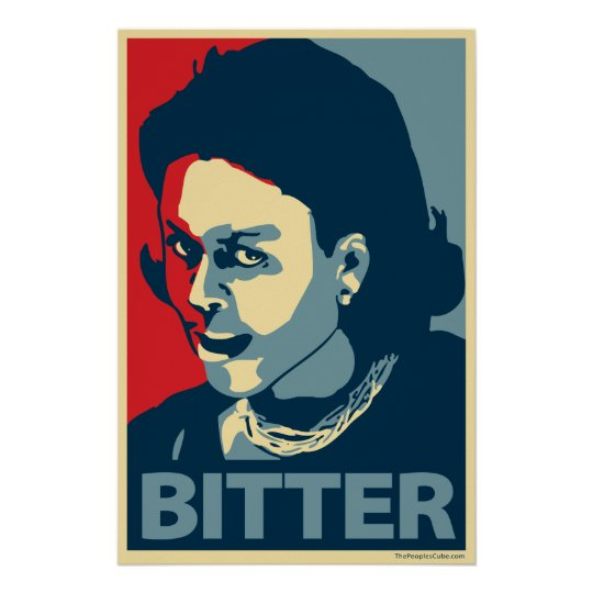 Michelle Obama - Bitter: OHP Poster