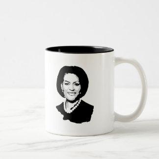 Michelle Obama Gear Coffee Mug