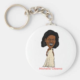 Michelle Obama keychain