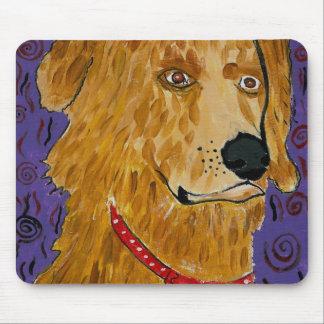 Michelle s Dog s Mousepad