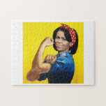 MICHELLE THE RIVETER -.png Puzzle