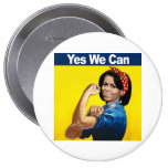 Michelle the Riveter - Yes we can.png Badge
