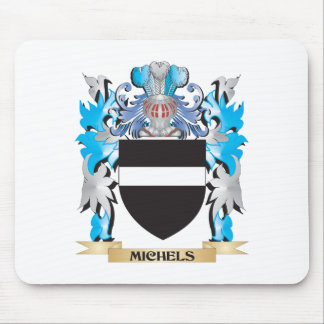 Michels Coat of Arms - Family Crest Mouse Pads