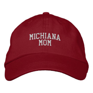 Michiana Mom Embroidered Hats