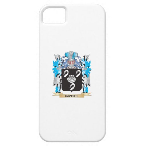 Michiel Coat of Arms - Family Crest iPhone 5 Cover