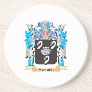 Michiel Coat of Arms - Family Crest Drink Coasters