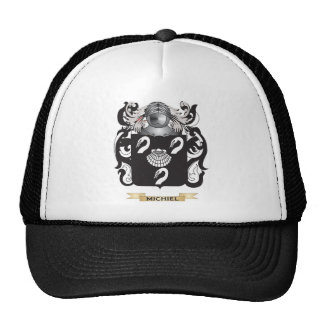 Michiel Coat of Arms (Family Crest) Hats