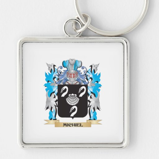 Michiel Coat of Arms - Family Crest Key Chains